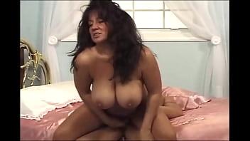 ashley evans big tits bouncing while riding cock