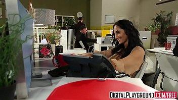 DigitalPlayground - (Ava Addams, Clover) - You Scratch Mine I Scratch blowjob