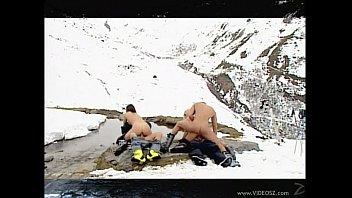 Orgy on the snow wifebucket nude mom