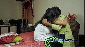 Dehati Bhabhi Ke Sath Romance