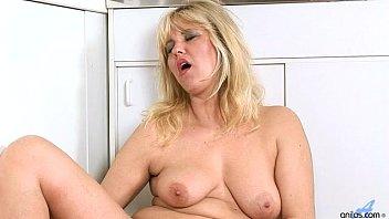 Cougar women masturbating