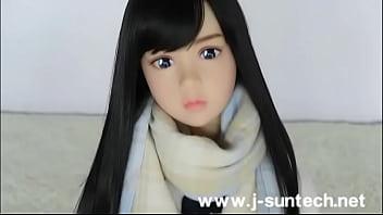 flat chest sex doll with cartoon 138cm Sato sex doll anal  from www.j-suntech.net