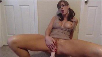 sexy milf masturbates on webcam more videos on lewdwebcams.com