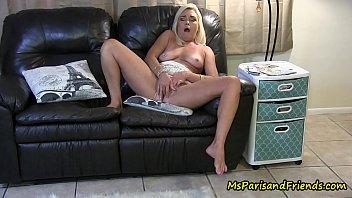 Watching Mommy Masturbate