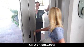 FamilyStrokes - Hot Niece Wants Her Uncles Big Dick