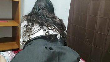 slut schoolgirl has sex after class