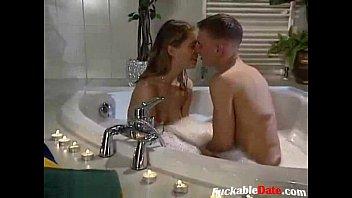 A in having tub sex bath