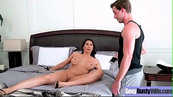 (Makayla Cox) Busty Sexy Housewife In Hardcore Sex Scene clip-20