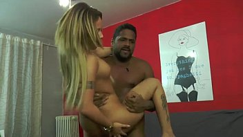 Jessie Jaie beautiful blonde is a porn casting