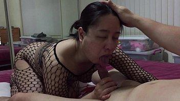 sexy asian Asian MILF - Sucking Teen Cock Getting Sensitive