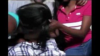 Two Students Ebonies Double Blowjob  WWW.FULL-X.NET Thumb