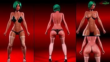 3D Animation Dance