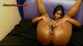 Big Curvy Ebony Ass