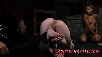 Brutal bondage extreme