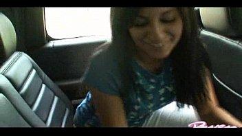 Mamada en el coche