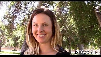 Chrissy Saunders: Awesome POV Xxx Video