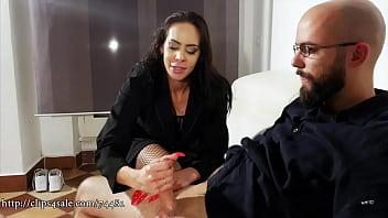 Angelina Elise - Hand Job