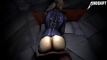 [SFM] MindShift - Jill Valentine Hot Fuck POV anal
