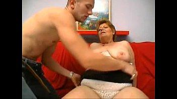 a big blonde granny from DesiresBBW .com