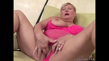 Dirty grandma loves hard cock