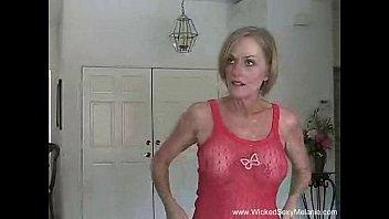 Hard Fucking For Amateur MILF Slut