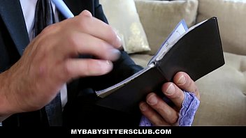 Mybabysittersclub- Lazy Babysitter Fucks To Keep Job
