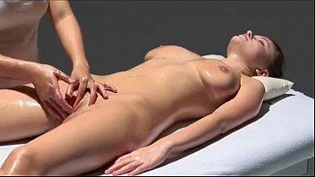 European sensual massage
