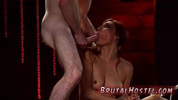 Girl bdsm anal and dominatrix fucks male slave Poor lil'_ Jade
