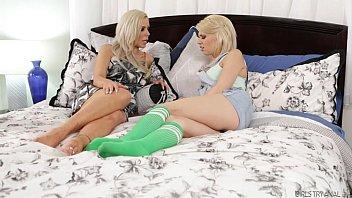 Girls Try Anal - Nina Elle, Tara Morgan
