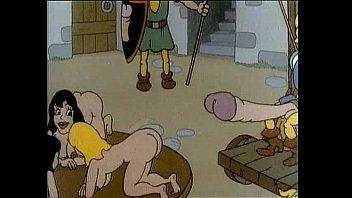 Parata dei cartoni animati - Prince Iron Tail