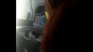 Ruiva pagando uber com boquete - Uberquete - Mary Ruiva