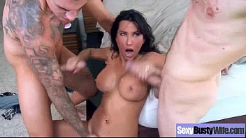 Kinky Mom Treats Herself To StepSons Big Dick