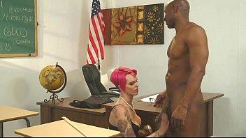 Geisha Monroe take a Big Black Dick