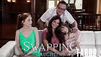 Alex Blake, Syren De Mer In Swapping Daughters