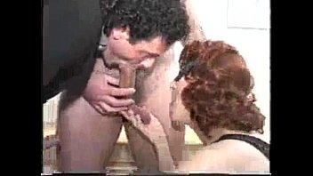 Alex Magni fa un pompino al marito della troia! Thumb