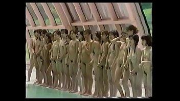 Naked Swimming - Japan