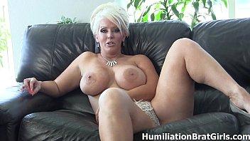 Jolene ballbusts you hard!