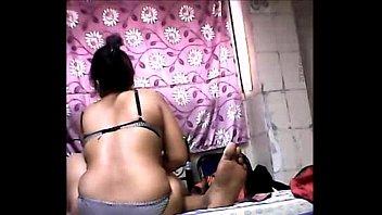 Sexy Bhabhi in Black Bra Scandal Leaked
