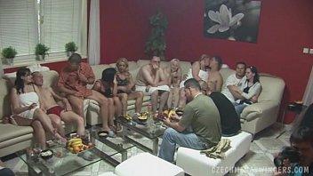Biggest mature swingers party