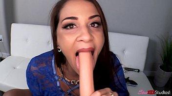 Big Ass Latina Fucking Herself and Toys