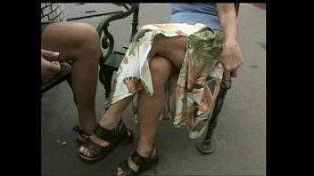 Der grosse Oma-Test hairy Ibolya outdoor