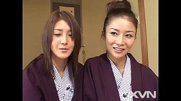 Chihiro Asakura & Rion Nagasawa - Sex on the Countryside Atami 2