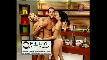 Vanesa Passaro y Laura Vi&ntilde_a - Nino Dolce Night Club