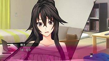 BUKKAKE hentai game 12
