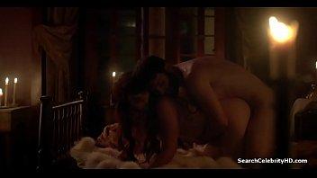 Janet Montgomery Azure Parsons Salem S01E01 2014