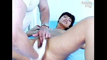 Tera Joy pussy gyno gaping at clinic by old doctor Thumb