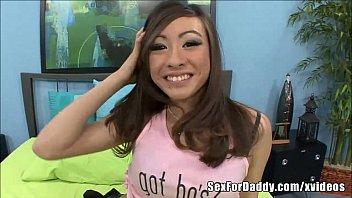 Little Asian Freak With A Hidden Secret - Ariel Rose