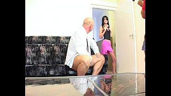 Daughter Fucks Daddy for money