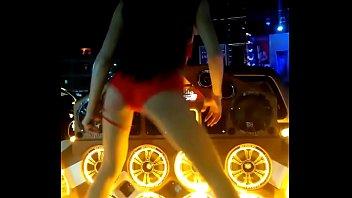 Sexy + thai + stripper