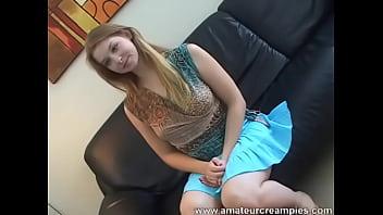 Порно молодая американочка блондинка
